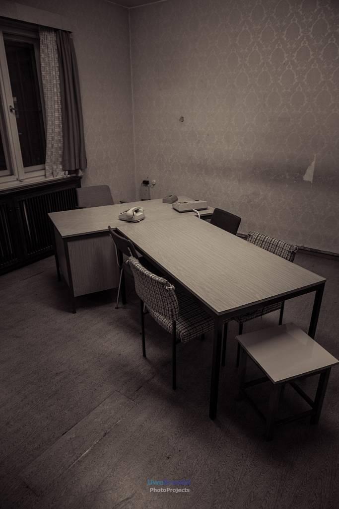 Untersuchungsgefängnis Hohenschönhausen